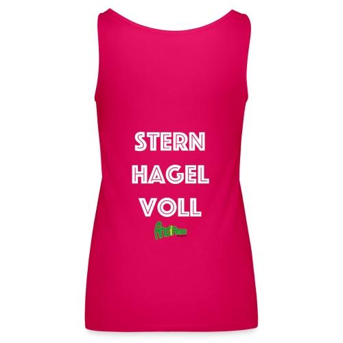 Sternhagelvoll - Frauen Premium Tank Top