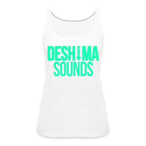 Mint - Women's Premium Tank Top