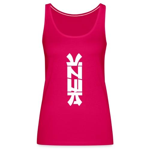 ynwa wit png - Vrouwen Premium tank top