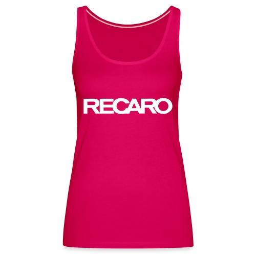 recaro - Frauen Premium Tank Top