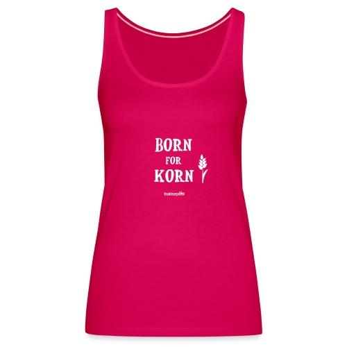 Born for Korn - Frauen Premium Tank Top