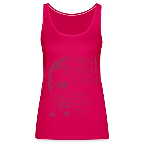 caesar - Camiseta de tirantes premium mujer