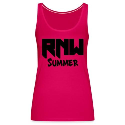 RNW-Summer - Débardeur Premium Femme