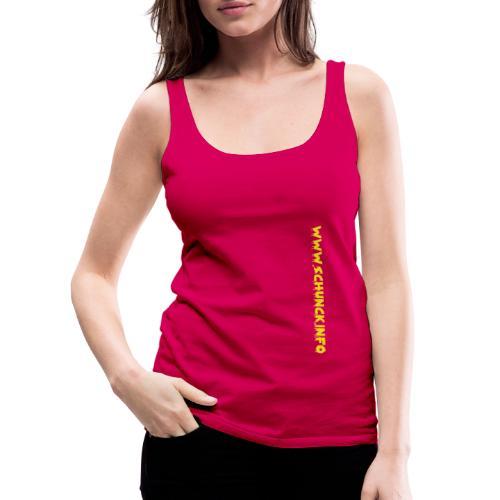 www.schunck.info - Frauen Premium Tank Top