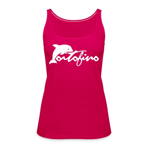 portofino 2019 WHITE - Women's Premium Tank Top