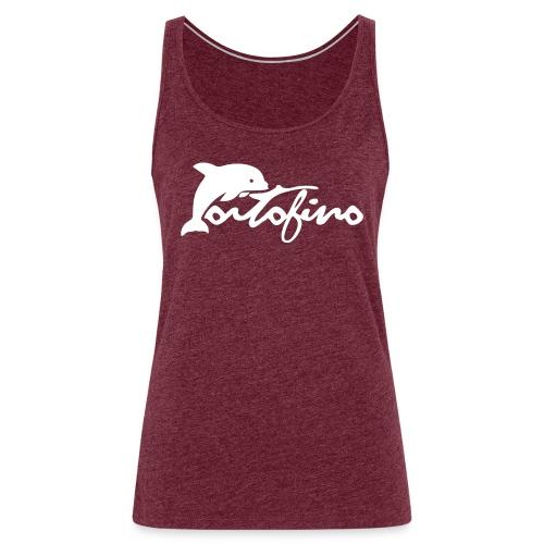 portofino 2019 WHITE - Women's Premium Tank Top