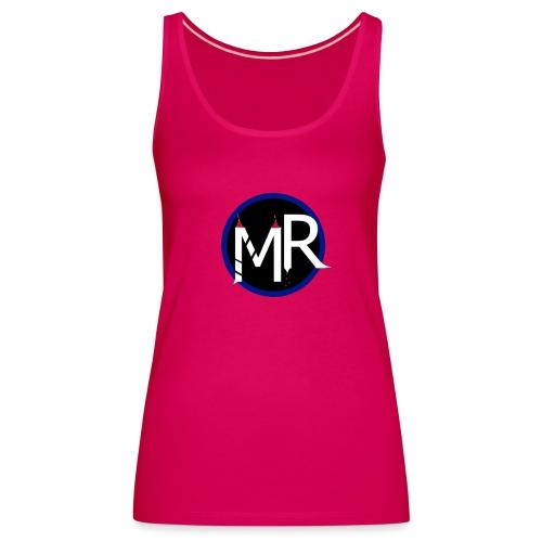 Maikol Ruz - Camiseta de tirantes premium mujer