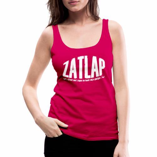 Zatlap1a - Vrouwen Premium tank top