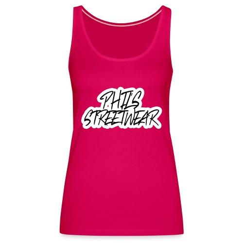 Street Tag - Frauen Premium Tank Top