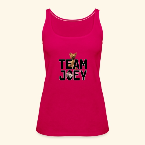 Team Joey - Women's Premium Tank Top