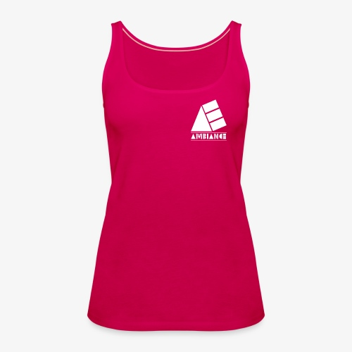 Logo 4 png - Women's Premium Tank Top