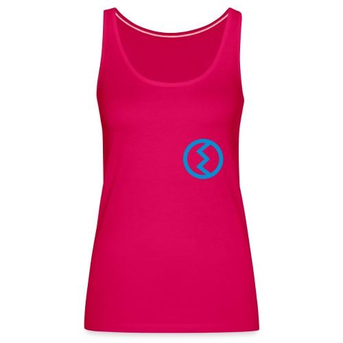 T-Shirt 2-1 - Women - Débardeur Premium Femme
