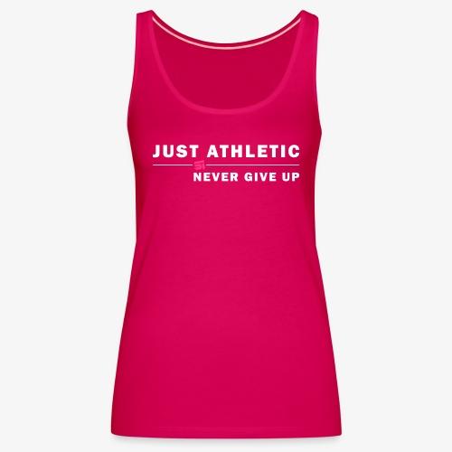 SPIDER INSTINCT TShirt Sportswear SI Slogan - Débardeur Premium Femme