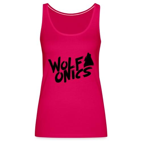 Wolfonics - Frauen Premium Tank Top