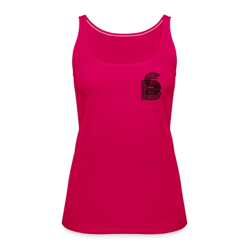 "Secret Blend (SB) ""kept simple"" - Frauen Premium Tank Top"