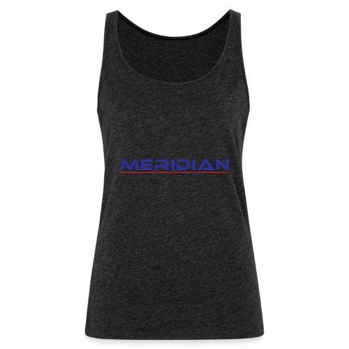 Meridian - Canotta premium da donna