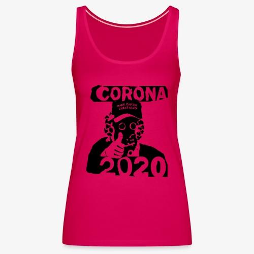 corona2020 - Women's Premium Tank Top