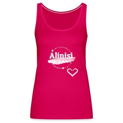 Alinisi & Lexi White - Frauen Premium Tank Top