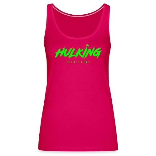 HulkinG rage t shirt - Débardeur Premium Femme