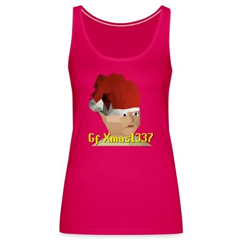 Gnomechild Christmas - Premium singlet for kvinner
