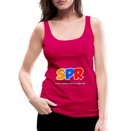 SPR Fan Artikel - Frauen Premium Tank Top