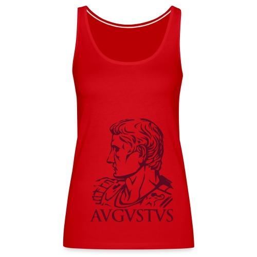 augustus - Camiseta de tirantes premium mujer