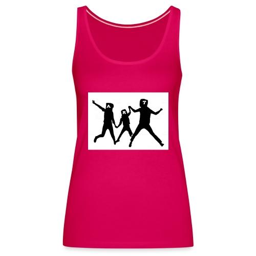 familia ar7 - Camiseta de tirantes premium mujer