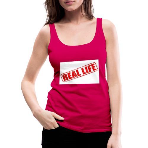 Reallife - Frauen Premium Tank Top