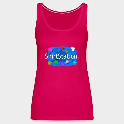 ShirtStation - Women's Premium Tank Top