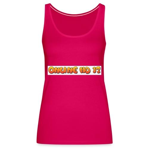 Mein logo zwei - Frauen Premium Tank Top