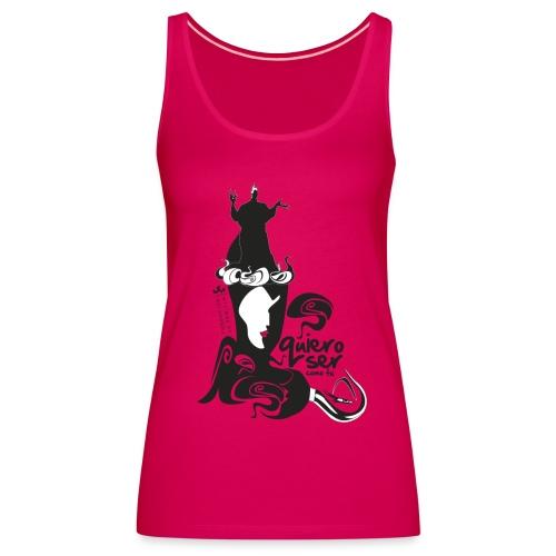 malos - Camiseta de tirantes premium mujer