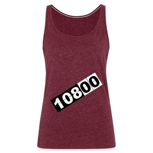 Lost clock - Camiseta de tirantes premium mujer
