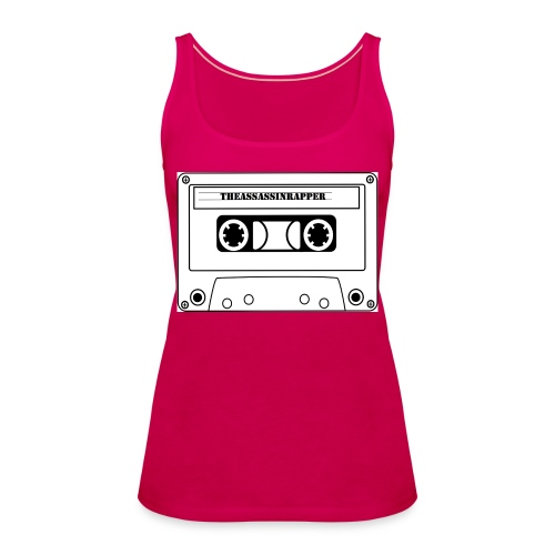 theassassinrapper merchandise - Women's Premium Tank Top