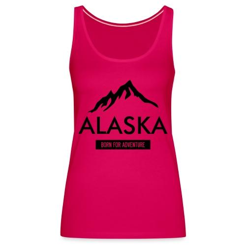 Alaska long dark - Canotta premium da donna