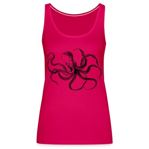 Octopus - Débardeur Premium Femme