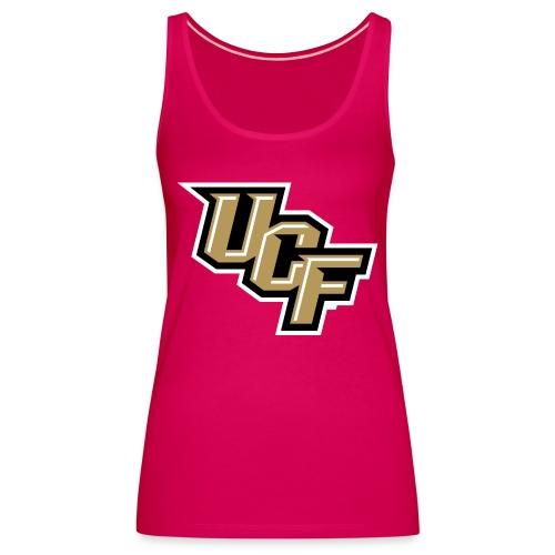 UCF Logo - Frauen Premium Tank Top