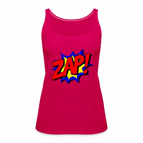 ZAP! - Frauen Premium Tank Top