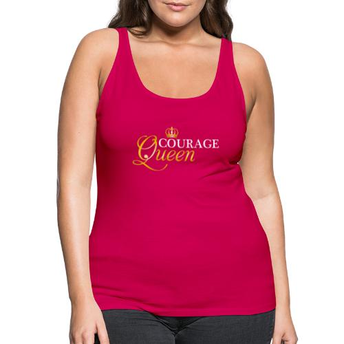 queen courage - Women's Premium Tank Top
