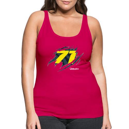 Milou Mets 71 - Vrouwen Premium tank top