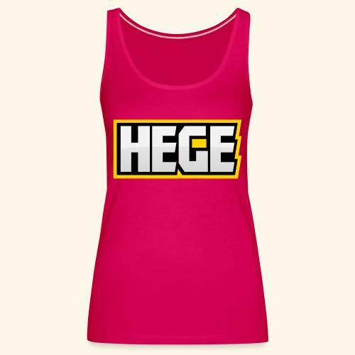 Hege - Frauen Premium Tank Top