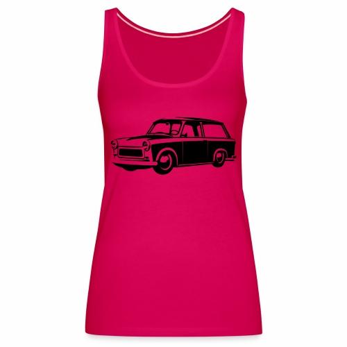 Trabant 601 Kombi Tuning - Women's Premium Tank Top