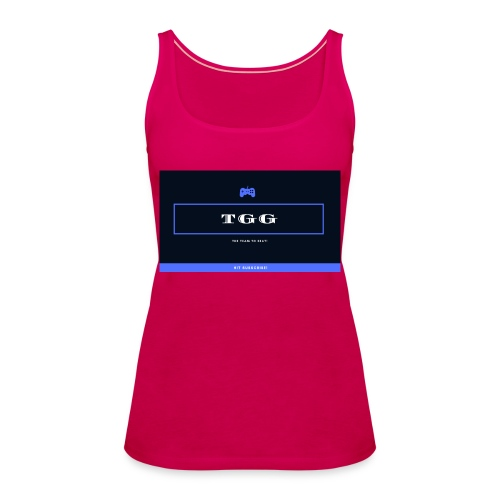 TGG - Women's Premium Tank Top