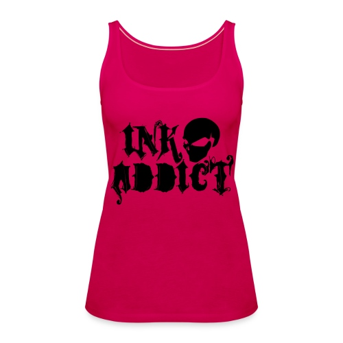 TATTOO ADDICT - Women's Premium Tank Top