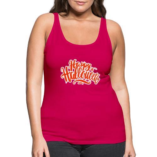 Happy Halloween - Camiseta de tirantes premium mujer
