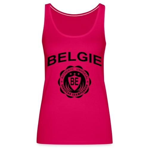 België - Vrouwen Premium tank top
