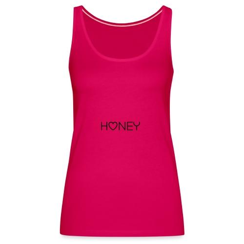 Honey - Frauen Premium Tank Top