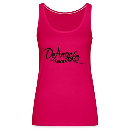 DeAngelo xavier - Vrouwen Premium tank top