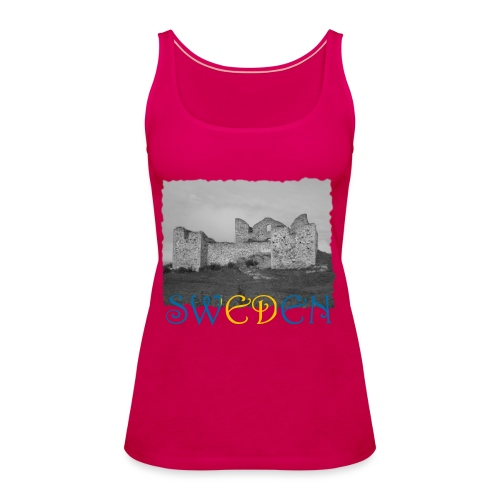 SWEDEN #1 - Frauen Premium Tank Top