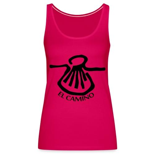 El Camino - Dame Premium tanktop