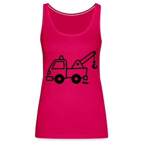 Abschlepper - Frauen Premium Tank Top